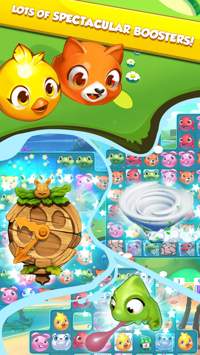 Puzzle Pets screenshot 3