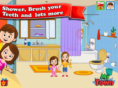 My Town - Play Doll Home Game screenshot 8