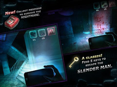 Slender Man Origins 3: Abandoned School screenshot 8
