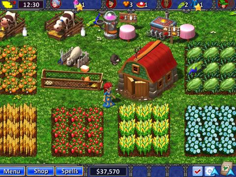 Fantastic Farm: Maggie's Magic Story screenshot 6