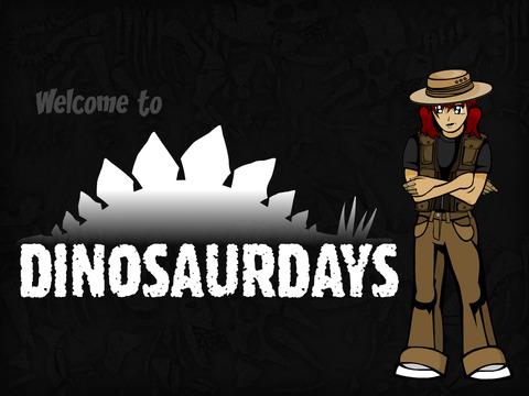 DinosaurDays An animated learning app about dinosa - náhled