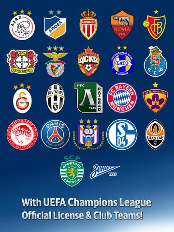 UEFA Champions League PES FLiCK screenshot 7