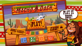 Macho Dash - Free Adventure Running Game screenshot #5