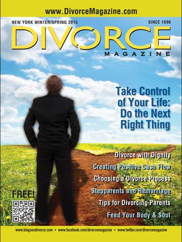 New York Divorce Magazine screenshot 4