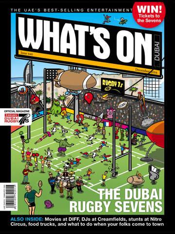 What's On Dubai screenshot 6