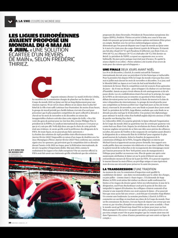 France Football - Le magazine screenshot 9