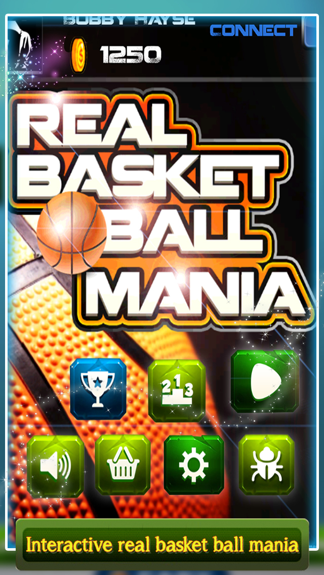 Real Basket Ball Mania screenshot 3