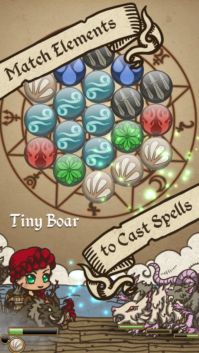 Super Glyph Quest screenshot 1