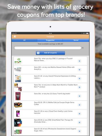 Shopper - Shopping List screenshot 8