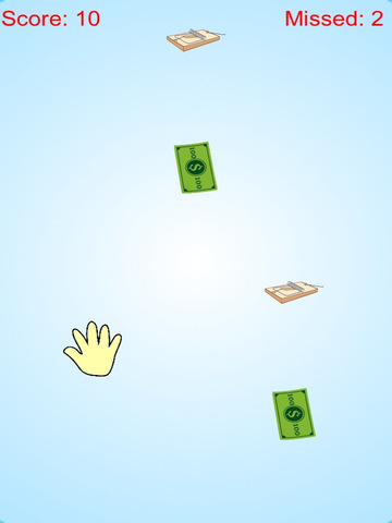 Be a rich man - pick up money on the road screenshot 6