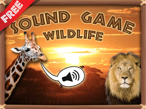 Free Sound Game Wildlife Photo screenshot 6