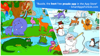 Toddler Baby Puzzles - Buzzle screenshot 2