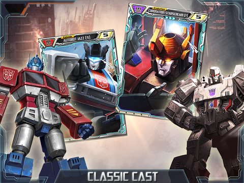 TRANSFORMERS Legends screenshot #3