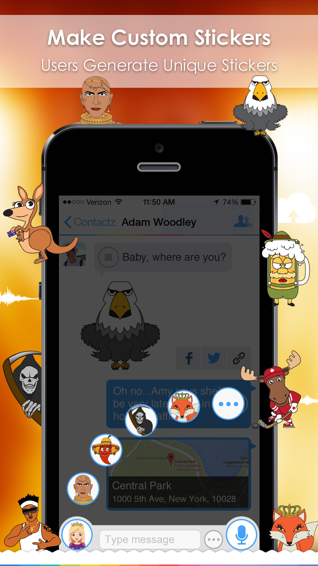 Celeb Voice Filter - Talkz screenshot 3