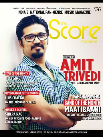 The Score Magazine screenshot 6