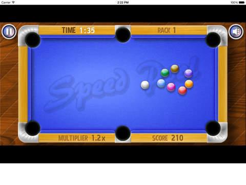 Speed Pool King Free Game !!! screenshot 5