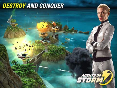 Agents of Storm screenshot 9