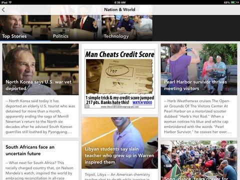 The Detroit News screenshot 7