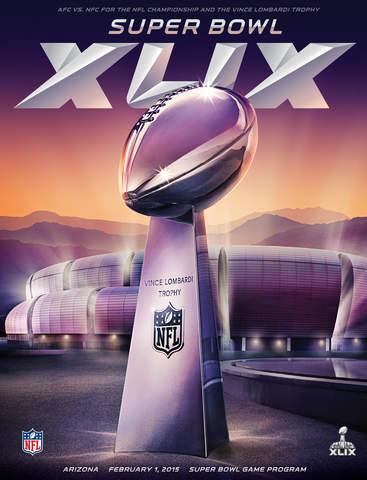 Super Bowl XLIX – NFL Official Program screenshot 1