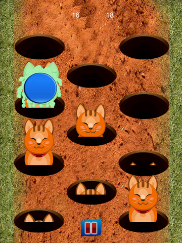 Free Cat Game Smack A Cat screenshot 8