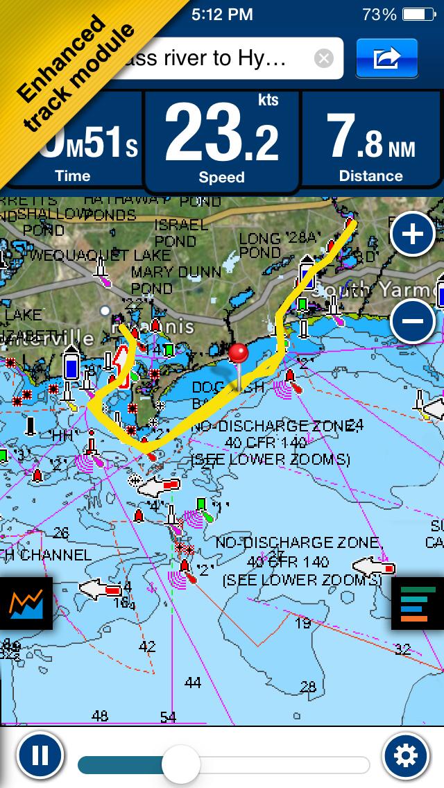 Boating Marine & Lakes screenshot 3