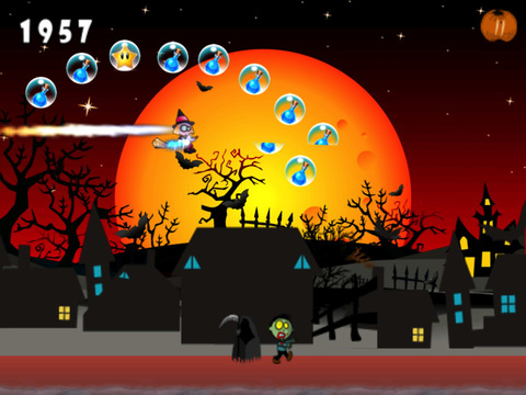 Ghost City Jumper PRO screenshot 8