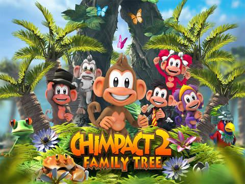 Chimpact 2 Family Tree screenshot #1