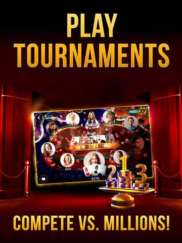 Zynga Poker HD: Texas Holdem screenshot 3