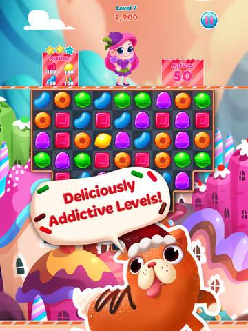 Candy Blast Mania Christmas screenshot 5