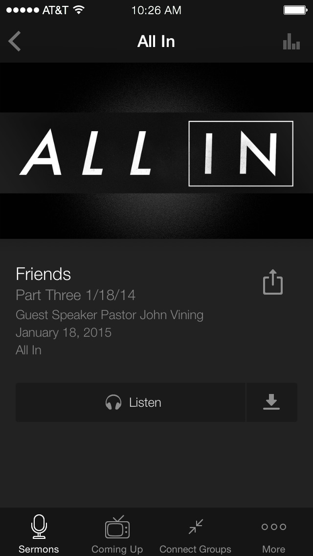Living Faith Youngsville screenshot 3