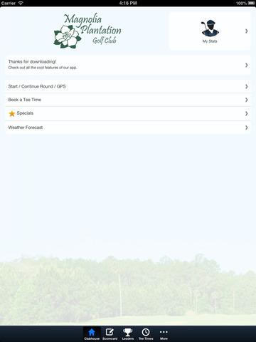 Magnolia Plantation Golf Club screenshot 7