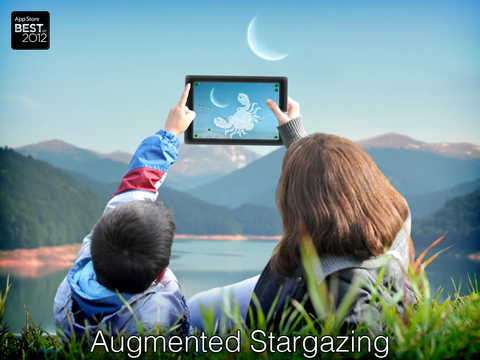 Star Walk HD - Night Sky View screenshot 1