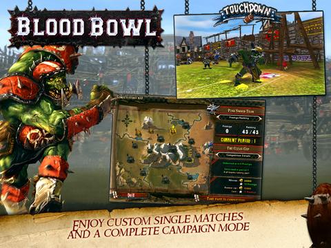 Blood Bowl screenshot 4