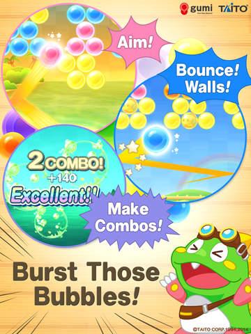 Bust-A-Move Islands screenshot 8
