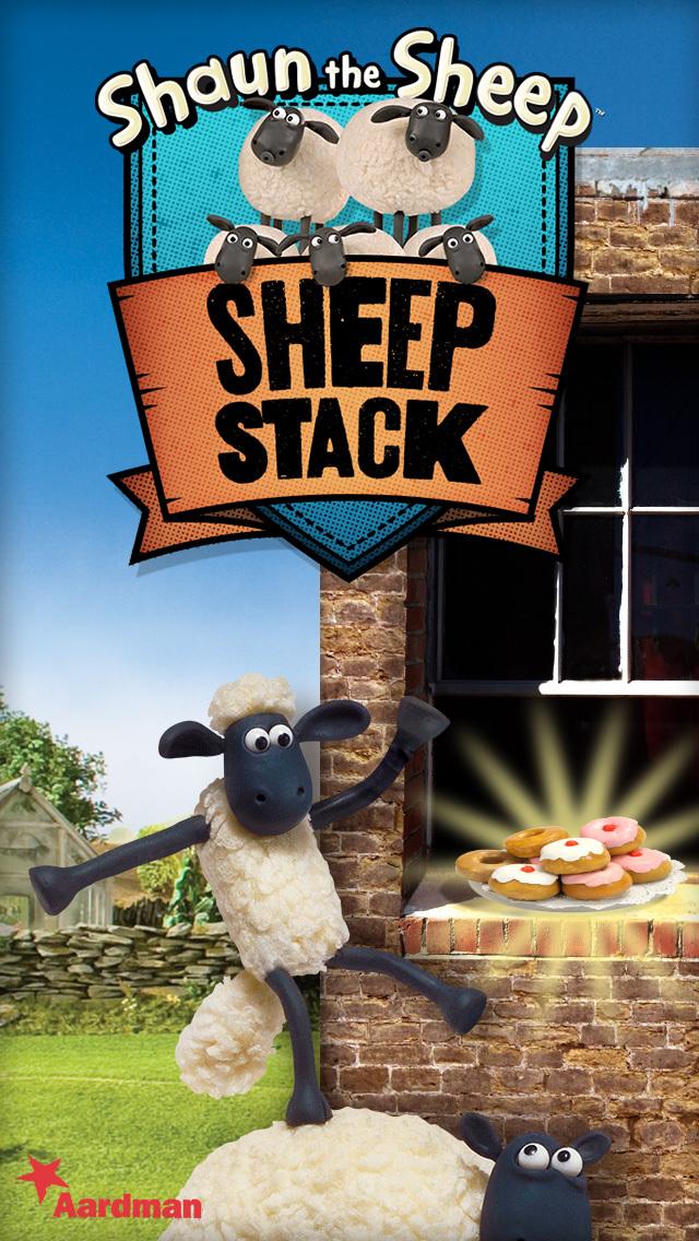 Shaun the Sheep - Sheep Stack screenshot 1