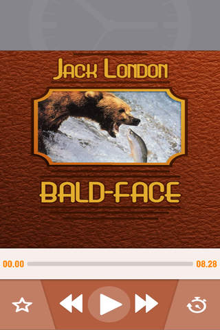 Jack London: Bald-Face - náhled