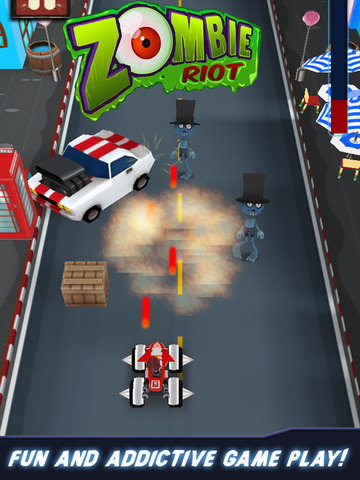 Zombie Riot screenshot 8