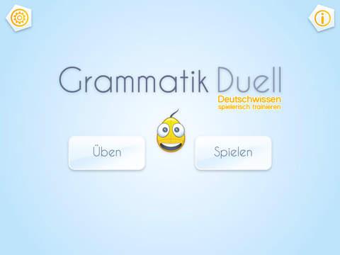 Grammatik Duell screenshot 6