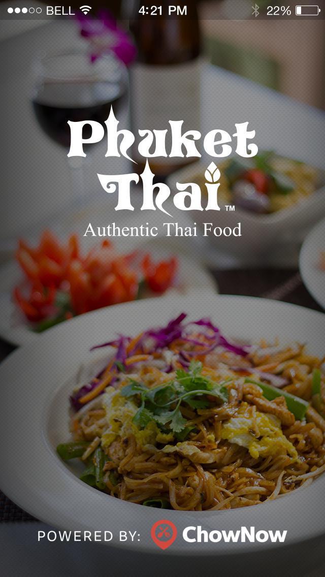 Phuket Thai screenshot 1