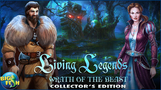 Living Legends: Wrath of the Beast - A Magical Hidden Object Adventure (Full) screenshot 5