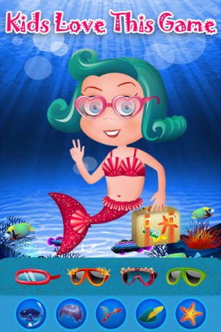 My Little Pop Princess Mermaid Fashion World Dress - náhled