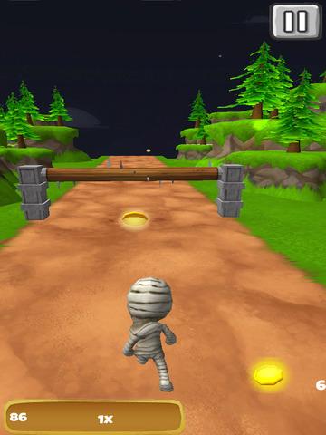 Ancient Mummy: Tomb Run - FREE Edition screenshot 6