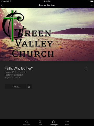 Green Valley Christian Center screenshot 6