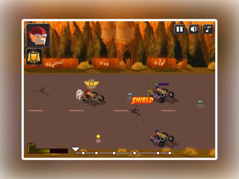 Deadly Road Trip screenshot 7