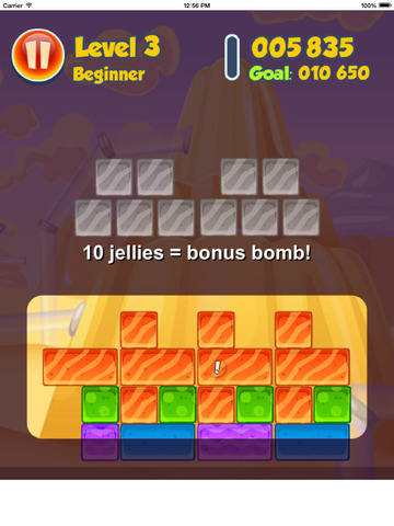 Jelly Collapse Free screenshot 7
