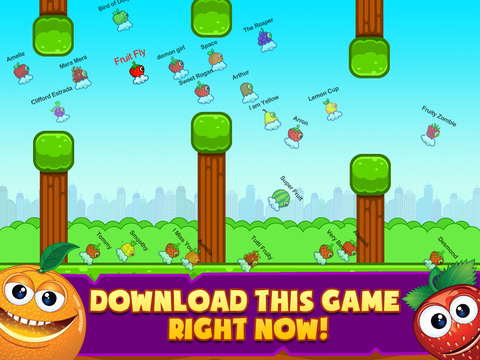 Fruit Fly Game screenshot 6