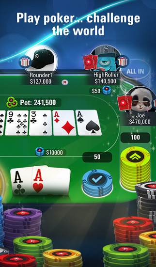 Jackpot Poker by PokerStars™ screenshot 1