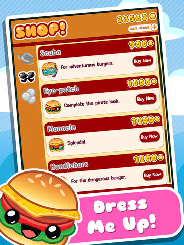 Happy Burger screenshot 8