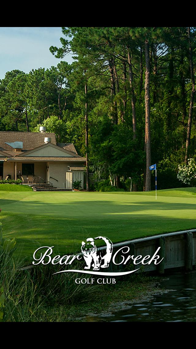 Bear Creek Golf Club SC screenshot 1