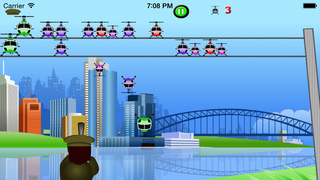 Air Combat : Copters Shooting Of Launch Very Fun screenshot 4